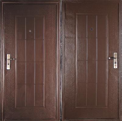 Дверь Форпост 42 металл металл, цена 8 170 руб | Купить в интернет-магазине  в Екатеринбурге