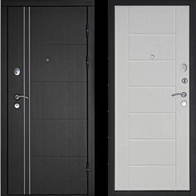 Входная дверь Тепло-Люкс Беленый дуб, цена 18,890 руб | Купить в интернет-магазине  в Екатеринбурге