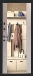 Дверь Эверест Зеркало Беленый дуб, цена 19 800 руб   Купить в интернет-магазине  в Екатеринбурге