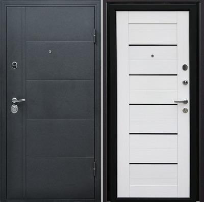 Дверь Эверест Царга Беленый дуб, цена 19 800 руб   Купить в интернет-магазине  в Екатеринбурге