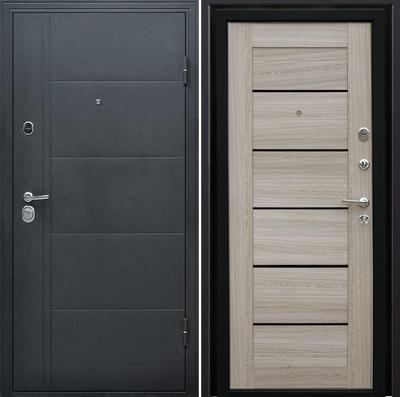 Дверь Эверест Царга Сандал серый (Капучино), цена 19 800 руб | Купить в интернет-магазине  в Екатеринбурге