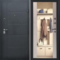 Дверь Эверест Зеркало Беленый дуб, цена        19 800руб руб    , купить в интернет-магазине