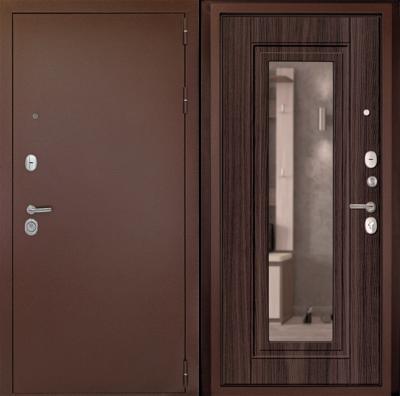 Дверь ДК Рубикон Зеркало Венге, цена 19 320 руб | Купить в интернет-магазине  в Екатеринбурге
