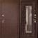 Дверь ДК Рубикон Зеркало Венге купить в Интернет-магазине