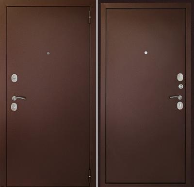 Дверь ДК Иртыш металл-металл, цена 18 480 руб | Купить в интернет-магазине  в Екатеринбурге