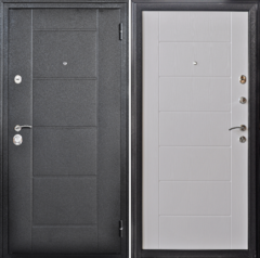 Дверь  Квадро 2 Беленый дуб, цена        17 990руб руб    , купить в интернет-магазине