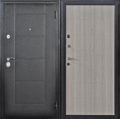 Дверь  Квадро 2 Лиственница серая, цена        17 990руб руб    , купить в интернет-магазине