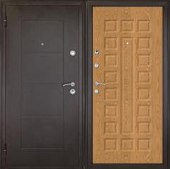Дверь  Квадро Золотой дуб, цена        18 750руб руб    , купить в интернет-магазине
