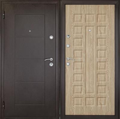 Дверь  Квадро Ель Карпатская, цена 18 750 руб | Купить в интернет-магазине  в Екатеринбурге