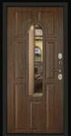 Входная дверь Лион Тёмный орех - Тёмный орех, цена 44 100 руб   Купить в интернет-магазине  в Екатеринбурге