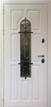 Входная дверь Лион Белый, цена 48 100 руб | Купить в интернет-магазине  в Екатеринбурге