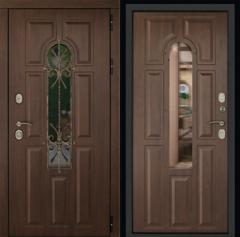 Входная дверь Лион Тёмный орех - Тёмный орех, цена        45 920руб руб    , купить в интернет-магазине