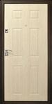 Дверь Форпост 73 Беленый дуб, цена 15 210 руб   Купить в интернет-магазине  в Екатеринбурге