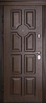 Входная дверь Порта Темный орех, цена 32,450 руб | Купить в интернет-магазине  в Екатеринбурге