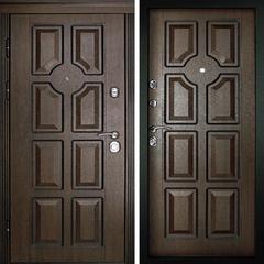 Входная дверь Порта Темный орех, цена        32,450руб руб    , купить в интернет-магазине