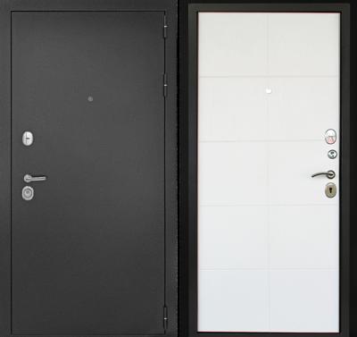 Дверь ДК Рубикон - 2 Белое дерево, цена 18 100 руб | Купить в интернет-магазине  в Екатеринбурге