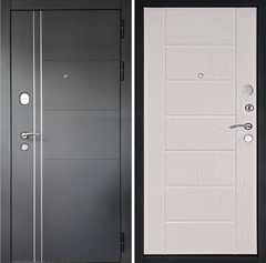 Входная дверь Теплолюкс Графит, цена        24 100руб руб    , купить в интернет-магазине