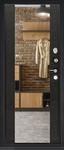 Входная дверь Теплолюкс Зеркало Венге, цена 23 000 руб | Купить в интернет-магазине  в Екатеринбурге