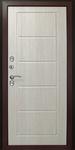 Входная дверь Термаль Экстра Лиственница белёная, цена 28 150 руб | Купить в интернет-магазине  в Екатеринбурге
