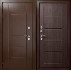 Входная дверь Термаль Экстра Венге, цена        28 150руб руб    , купить в интернет-магазине